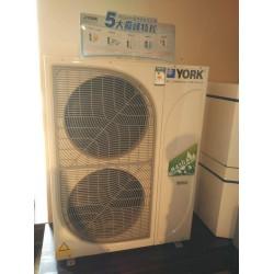 约克水机氟机系列, 节能,环保,安全,地暖空调二合一更节能
