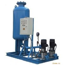 定压补水装置, 环保