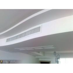 木质材料铝合金材料ABS材料风口
