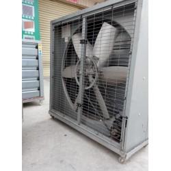 通风降温排气风机, 厂房通风降温排气排尘风机