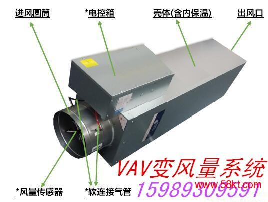 深圳江森楼宇自控VAV全空气变风量系统