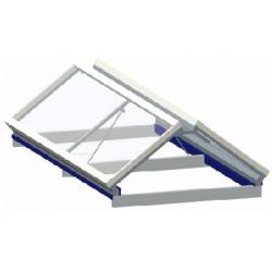 联合通风设备玻璃钢负压风机