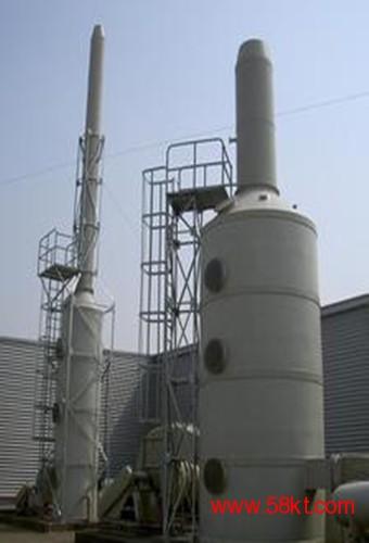 酸雾废气处理设备废气净化塔上海怡帆机电工