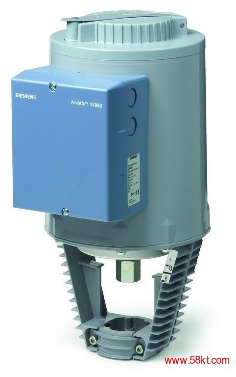 西门子SQX62电动机械式执行器