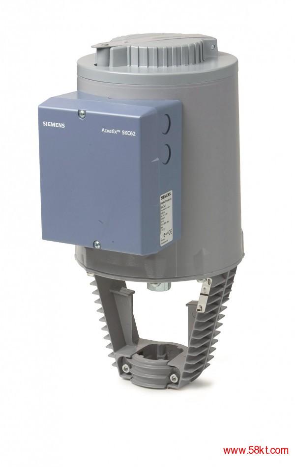 西门子电动执行器SKD62带断电保护