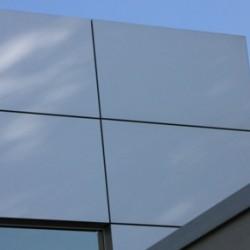 新型聚氨酯封边玻璃丝绵复合板净化板洁净板