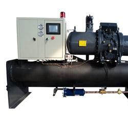 格瑞德原厂定制水冷螺杆机组