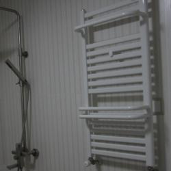 卫生间专用毛巾架散热器