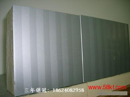 外墙保温冷库净化车间钢构厂房聚氨酯复合板