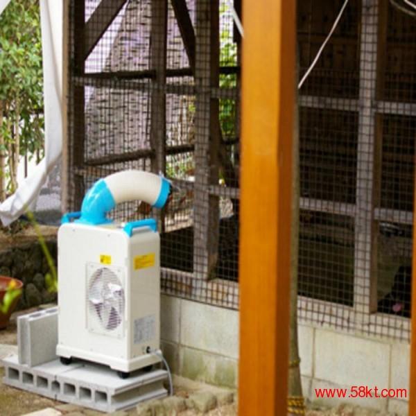 移动冷气机 工业空调扇 定点降温设备