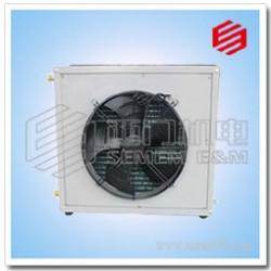 SEMEM高热效TLS型高热效水暖风机, 热效率高、安装简单.