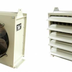 SEMEM(性能稳定)TLS型水暖风机, 经过热工性能试验,性能稳定可靠