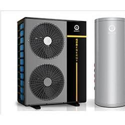 纽恩泰智享全能超低温采暖热泵B款5匹