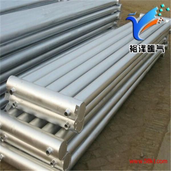 光排管散热器 光面管暖气片