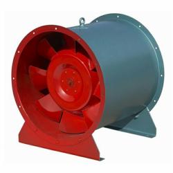 低噪音高效率混流风机
