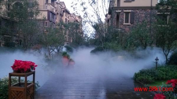 上亿汶机电提供人造景观工程高压微雾加湿器