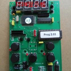 TEDM电极加湿器显示板