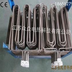 蓄热锅炉电加热管蓄热砖用发热管