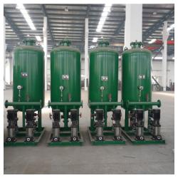南京百汇净源牌BHDT型定压补水装置, 定压补水装置价格,隔膜式气压供水设备