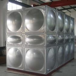 南京百汇净源牌1吨不锈钢方形水箱, 承压水箱,补水箱价格