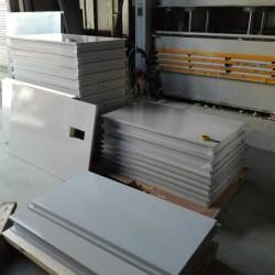 空调处理机组聚氨酯保温门板