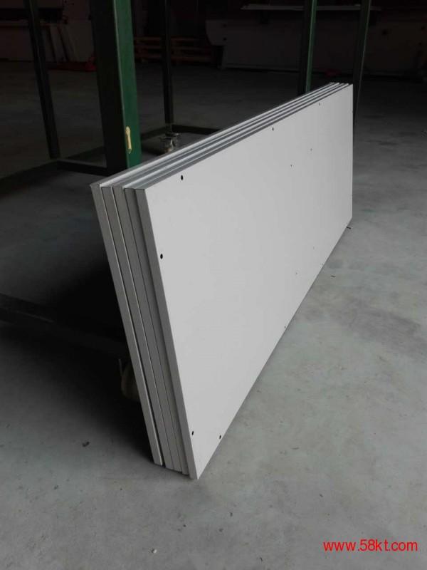 空调箱聚氨酯发泡板(四周折边型)