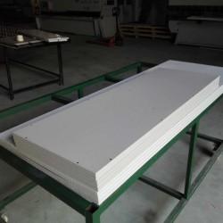 25mm空调机组聚氨酯保温面板