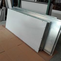 组合式空气处理机组聚氨酯保温门板