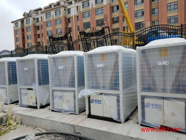 低温空气源热泵机组