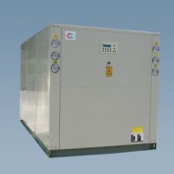 安徽恒星世纪 水冷涡旋式工业冷水机组, 箱式结构、外形美观、低噪音