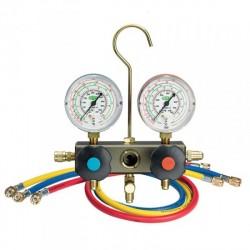 瑞士威科空调加氟表压力表