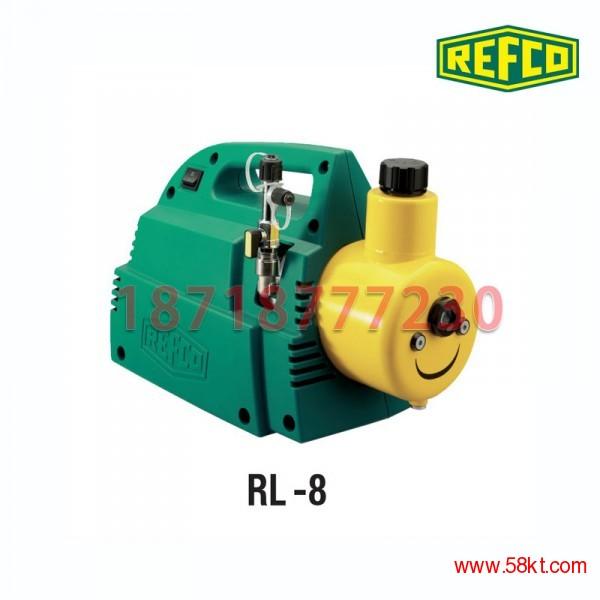瑞士威科真空泵RL-8