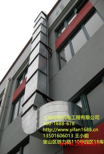KTV通风系统安装 上海怡帆通风系