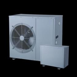 广西贵港市 水中央空调热水工程热泵