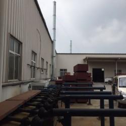 净化除尘除烟通风管道包过环评