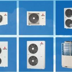 三菱重工海尔中央空调KX6系列
