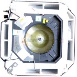 海尔空调5匹吸顶机天花机KFRD-120
