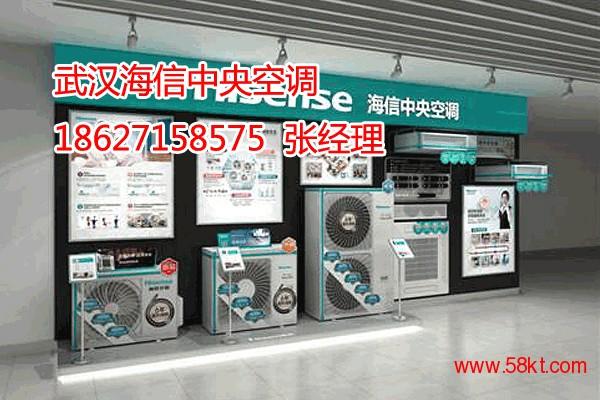 武汉海信中央空调家用系列