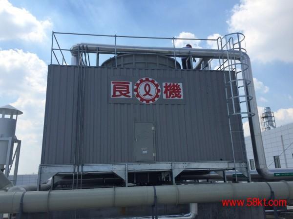 良机冷却塔工程安装