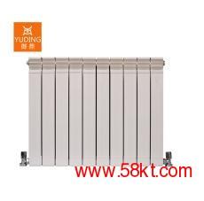家用水暖铜铝复合散热器|天津可定制暖气片