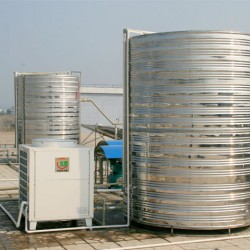 成都郫都区工地商用热泵热水器, 超节能,安全,安装简便