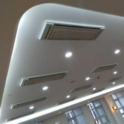 高温瑜伽加热设备上海九源高温辐射采暖器, 静音节能 高温加热采暖