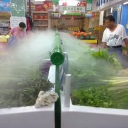 乐购大润发超市蔬果专用保鲜加湿器