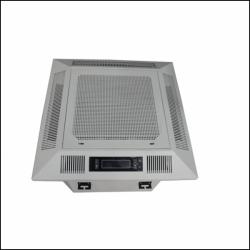 中央空调配套净化装置/吸顶式净化机, 大风量、静电除尘、清除异味、净化有害气体对雾油烟效果尤为明显
