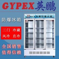 陕西油漆房防爆冷藏冰箱, 用在石油、化工、军事、医药、科研、实验室