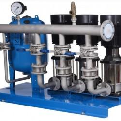 恒压变频供水机组