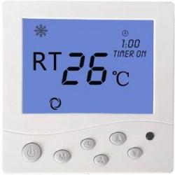 液晶温控器, 风机盘管液晶温控器现货批发