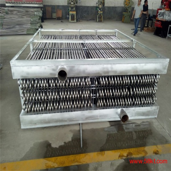 冷却塔不锈钢盘管/冷却塔不锈钢散热器