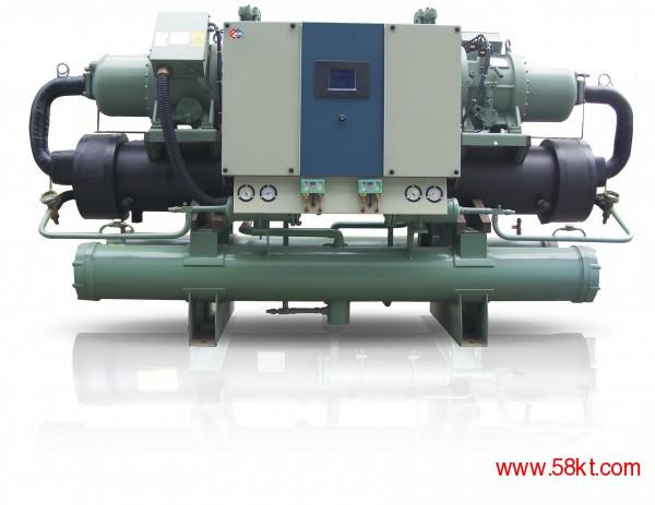 安徽恒星世纪水源热泵机组