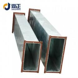 定制中央空调通风管道 镀锌板通风管道